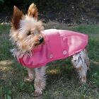 Trixie Lillies Sheepskin Dog / Puppy Coat / Jacket Warm Small Sizes Available