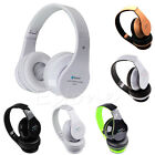Foldable Wireless Bluetooth Headset Stereo Earphone Headphone for iPhone Samsung