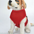 Pet Dog Breathable Printed Mesh Padded Puppy Small Dog Pet  Vest T-shirt