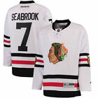 Chicago Blackhawks Brent Seabrook 2017 Winter Classic Premier Jersey Reebok