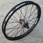 COLONY BMX BIKE PINTOUR FRONT OR REAR BICYCLE RAINBOW WHEEL BLACK CULT PRIMO