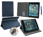 """Universal Exective Wallet Case Cover fits Vodafone Tab Prime 6 Tablet 9.6"""" Inch"""