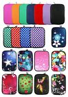 Stylish Neoprene Sleeve Case Cover for with Zip for 9.7 - 10.1