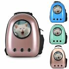 Astronaut Capsule Pet Cat Dog Puppy Carrier Travel Bag Backpack Breathable US