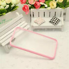 Soft Clear Gel Cover Cases for Samsung Galaxy S3 S4 S5 S6 Note 3 Note 4
