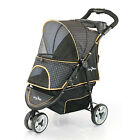 Gen7Pets Promenade Pet Dog 3-Wheel Stroller (Dog Max Weight 50 lb) � Pick Style