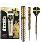 Dave Chizzy Chisnall Gold 90% Tungsten Steel Tip Darts by Target - 22g or 24g