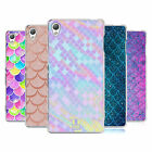 HEAD CASE DESIGNS MERMAID SCALES SOFT GEL CASE FOR SONY PHONES 1