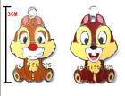 Lot cartoon cute happy squirrel Metal Charm Pendants DIY Jewelry Making gift
