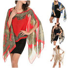 New Fashion Women Chiffon Sunscreen Scarves Summer Long Soft Scarf Shawl Wrap
