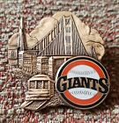 San Francisco GIANTS LAPEL PIN - Very Limited RARE