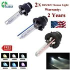 Kyпить 2x New D4S / D4R OEM HID Xenon Headlight Replacement for Philips or OSRAM Bulbs  на еВаy.соm