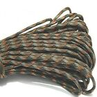 Nylon Parachute Cord Outdoor Camping Strand 100FT Sport Goods 550 7Core