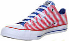 Converse Women Men All Star Sneakers Sport Shoes Trainers Red/White All Sizes~