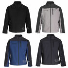 NWT Free Country Men's Soft Shell Lightweight Warm Jacket 4 Color M-2XL MSRP$100