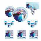 Disney Frozen Princess Ice Skating Party Tableware, Plates, Cups  NEW RANGE!!!!