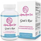 Goat's Rue Lactation Supplement for Breastfeeding Mothers - Vegetarian Capsules