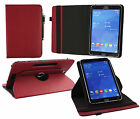 Universal 360° Rotating Wallet Case Cover fits 9inch - 10inch Tablet & Stylus