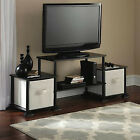 TV Stand Entertainment Center Mainstays 3 Cube No Tool Assembly Up 40 New