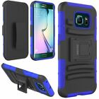 Madcase Durable Shockproof Armour Kickstand case for Samsung Galaxy S6 EDGE