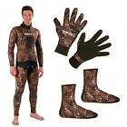 Mares Package Camo Brown 3,5mm Boots + Gloves 06DE