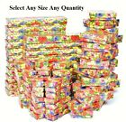 LOT of 20 50 100 500Pcs JEWELRY BOXES FLORAL PRINT COTTON FILLED BOXES GIFT BOX