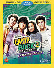 Camp Rock 2: The Final Jam (Blu-ray/DVD, 2010, 3-Disc Set, Extended Edition)