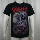Authentic CARNIFEX Band Vampire Vampiress Skull T-Shirt S M L XL 2XL 3XL NEW