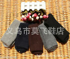 1Pair Boy Mens Thick Rabbite Wool Classic Business Men's Socks Sports Socks