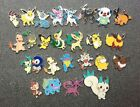 lots Pikachu Pokemon Metal Charm Pendant DIY Necklace Jewelry Making p13