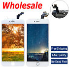 FOR iPhone 6 Plus Black White LCD Touch Screen Digitizer Assembly Wholesale USA