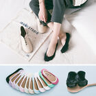 Fashion Women Thin Cool Bamboo Fiber Loafer Boat Liner Low Cut Invisible Socks N