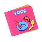 Hot Sale Infant Baby Child Intelligence Development Cloth Book Cognize Book Toy