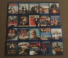 BLU-RAY MOVIES LOT! (#1X) YOU PICK HOW MANY FROM 60 Titles!!