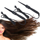 Pro Curlers Curling Iron Single Tube Tourmaline Ceramic Electric Curly Hair