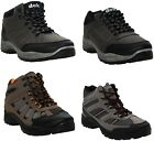 NEW MENS LACE UP HIKING WALKING TRAINERS TREKKING TRAIL WORK BOOTS SHOES UK6-12