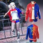 Halloween Suicide Squad Harley Quinn Jacket Costume Cosplay Movie -Just Jacket