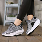 Breathable Women's Shape Ups Toning Fitness Walking Shoes Sneakers