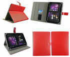 Universal Wallet Case Cover fits Colorfly i106/ i106 Q1 Q1 10.1 Inch Tablet PC