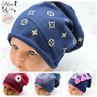 Kids Girls Hat Toddler Cap Spring Beanie Cotton Pull On Hat