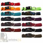 Wolters Professional Hundehalsband xs-XL in S-L auch extra breit Nylon Halsband