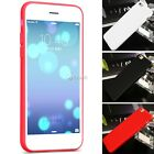 New Silicone Phone Case Cover Solid Color Soft Cellphone Protective DZ8801