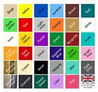 50 PACK 145mm x 145mm (14.5cm) Tile Stickers / Transfers For Kitchen / Bathroom