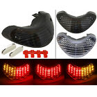 E-Marked Tail Turn Signals Integrated Light For SUZUKI SV650/S TL1000R TL1000S