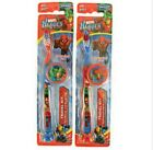 Other Health Care Supplies - Spider Man Iron Man Wolverine Travel Tooth Care Kit Bubble Gum Sugar Free Kids