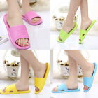 Women Flat Home Bath Slippers Summer Sandals Non-slip Indoor & Outdoor Shoes New