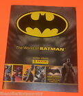 Panini - DC Comic The World of Batman (2016) Album Sticker collection (61-90)