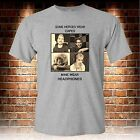 Markiplier and Jacksepticeye Heroes Grey T-shirt Men's Size S to 3XL