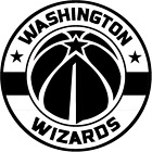 Decal Vinyl Truck Car Sticker - Basketball NBA Washington Wizards on eBay