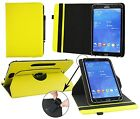 """Universal Folding Wallet Flip Case Cover Stand for 9"""" - 10"""" inch Tablet + Stylus"""